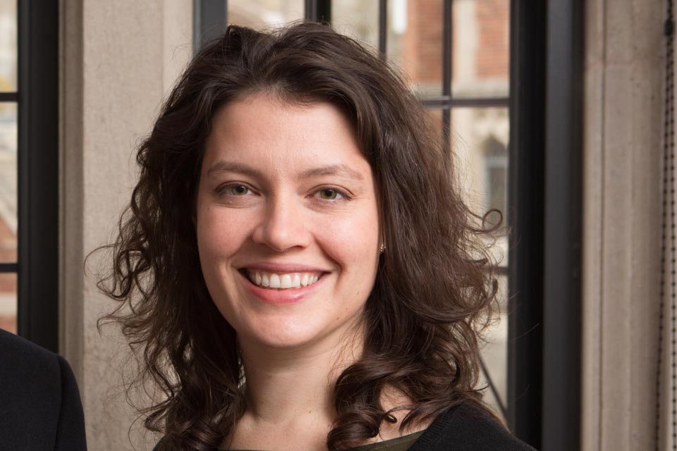 Rebecca Crootof '11 Named Executive Director of Yale ISP