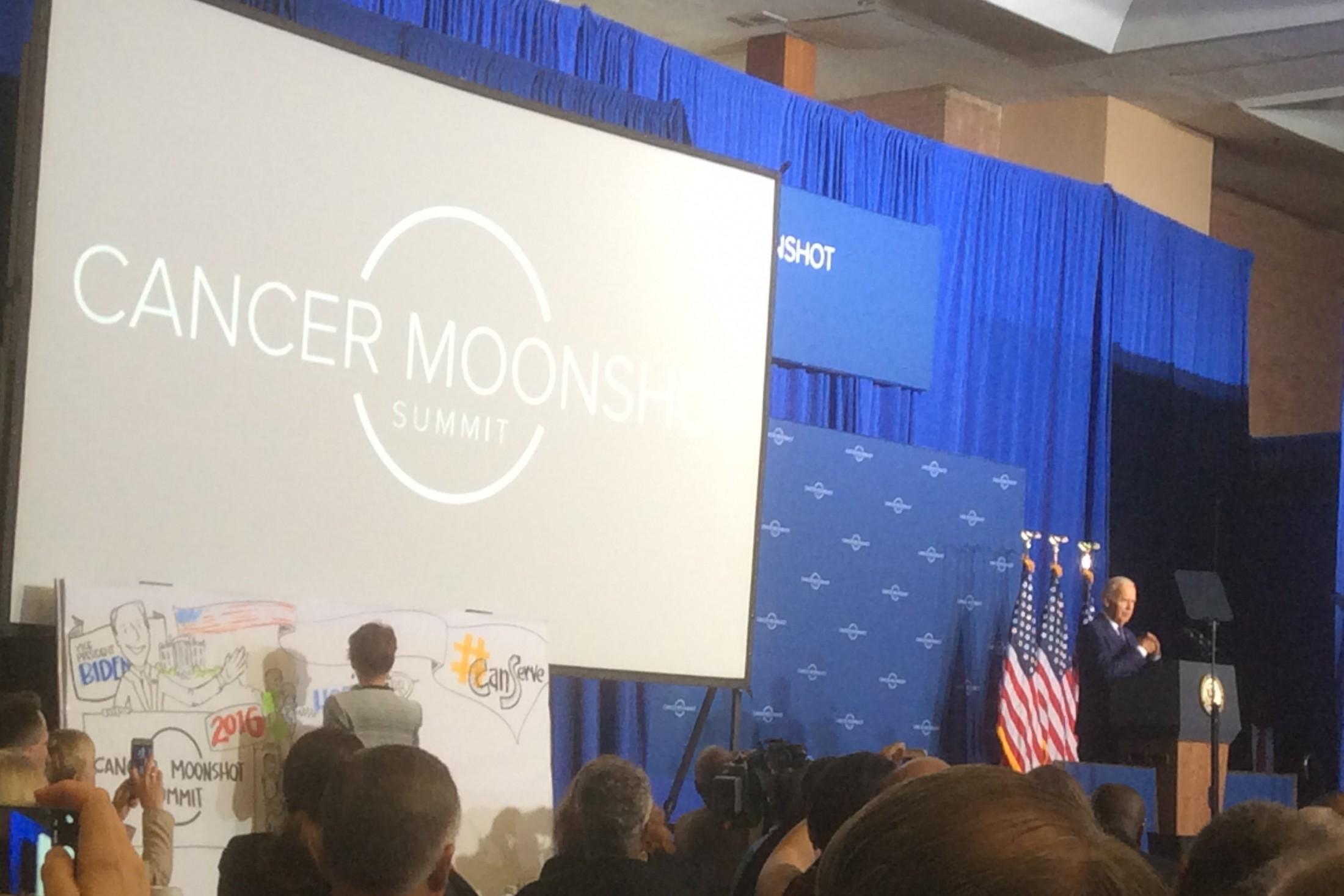 Professor Gluck Attends Cancer Moonshot Summit