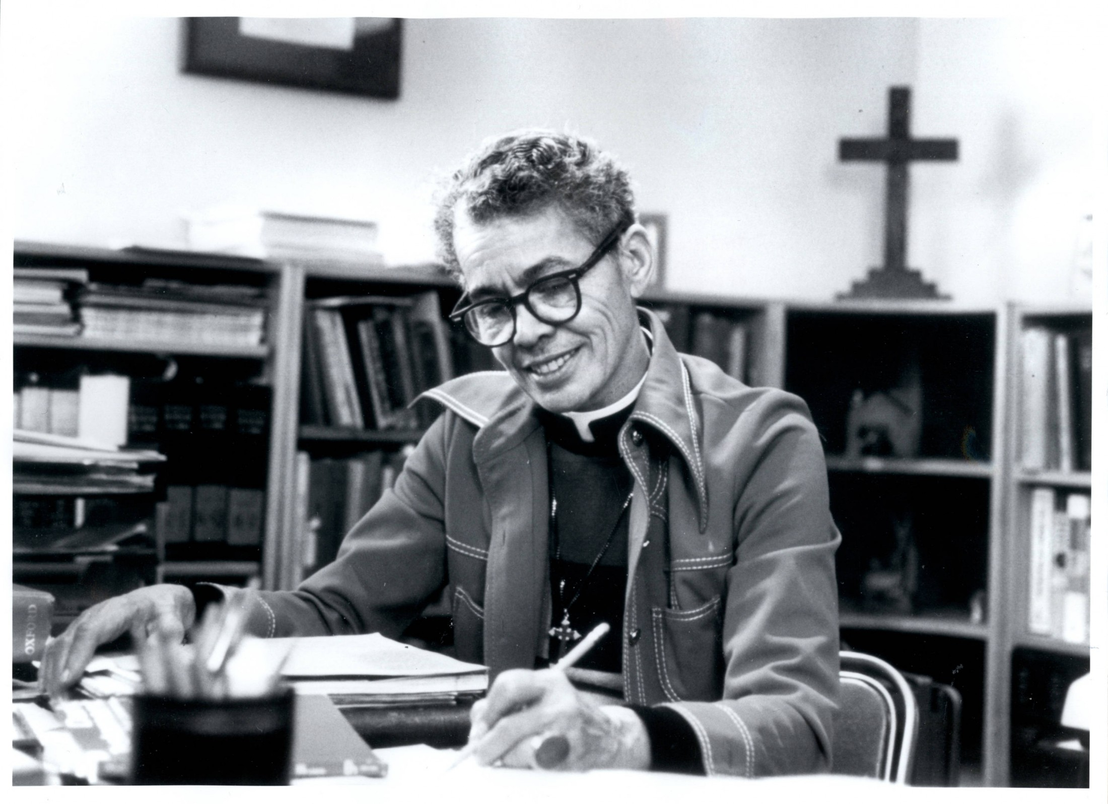 New Yale Residential College to Honor Pauli Murray '65 JSD