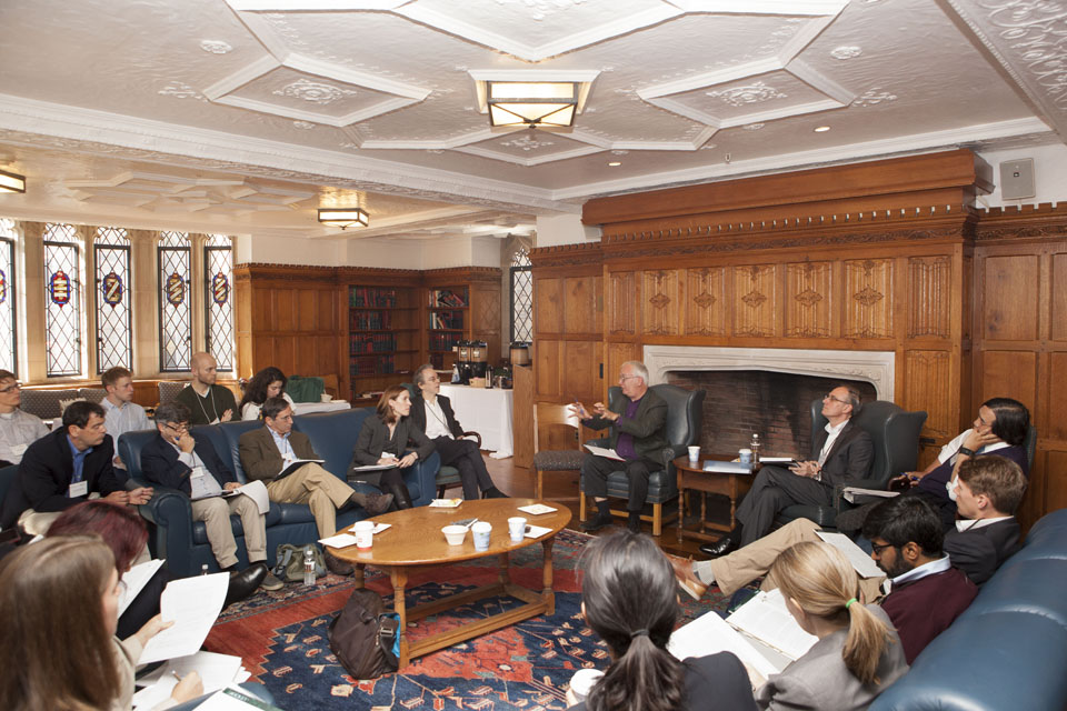 Yale-Duke Foreign Relations Law Roundtable Examines International Agreements